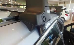 Opel Astra Sport Tourer, 5-dr Kombi 16- Thule 754 + 1817